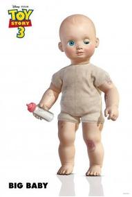 Boneco Bebezão Toy Story 9 Cm Disney Sunnyside Pixar