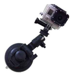 Ventosa Auto Vehículos Gopro Hero 4 5 6 7 8 Sopapa Accesorio