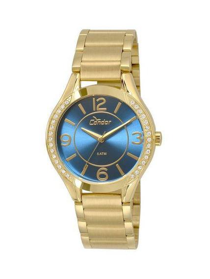 Relógio Condor Feminino Co2035krg/4a Dourado