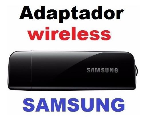 Adaptador Wireless Samsung Wis12abgn Perfeito P/ Tv Bd Ht U