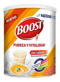 Boost Suplemento Nutricional Sin Sabor 370g