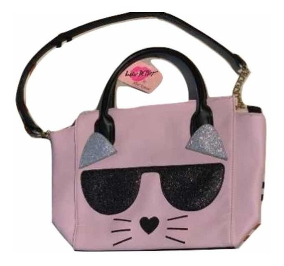 Cartera Luv Betsey By Betsey Johnson Mod. Lblucie Crossbody