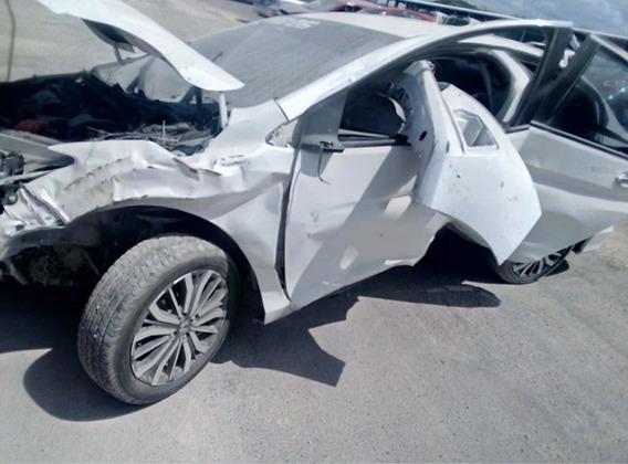 Motor L4 1.5 Litros Honda City Por Partes 2018