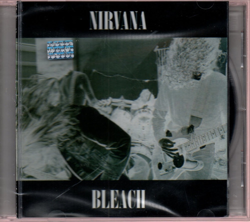 Cd Nirvana   Bleach