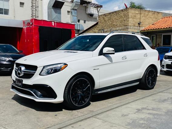 Mercedes Benz Gle 63 Amg Año:2018