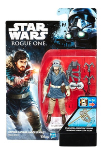 Star Wars Figura 10 Cm Con Aplicacion Rogue One Toy B7072
