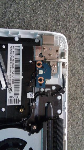 Placa Power Para Samsung Np300e5k Kfbbr E Outros Modelos