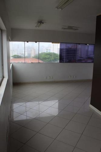 Conjunto Comercial Em Ótima Localização, Próximo Ao Parque Da Aclimação, Entre As Ruas Coronel Diogo E Basílio Da Cunha, - Cj0031