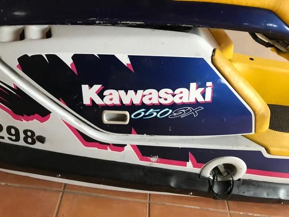 Jetski Kawasaki 650 Sx