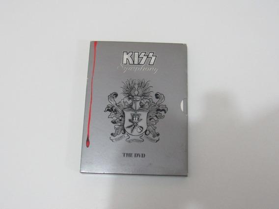 Dvd Kiss Symphony