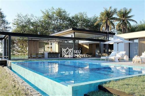 Casa Com 5 Dormitórios À Venda, 560 M² Por R$ 15.000.000,00 - Condomínio Terras De São José - Itu/sp - Ca2007