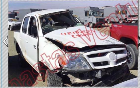 Toyota Hilux 2008 2009 2010 2011 2012 2012 Pr Partes Piezas