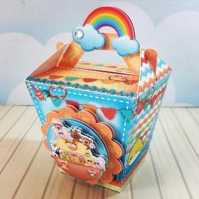 40 Caixas Arca De Noé + Frete Grátis