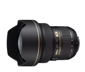 Lente Nikon 14-24mm F/2.8g Af-s Ed Fx Garantia 1 Ano Nikon