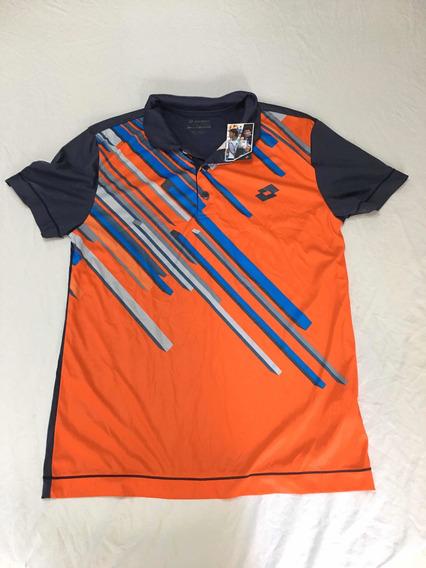 Playera Camisa Polo Marca Lotto No Es Nik, Adida, Under, Pum