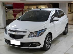 Chevrolet Onix 1.4 Ltz Branco 8v Flex 4p Manual 2014