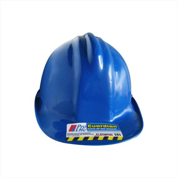 Casco Seguridad Guardian Azul 3 Unid