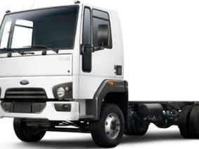 Ford Cargo 1119 Ea7 4fd 4x2 Rc Mt 42 St 0km 2019 / Forcam