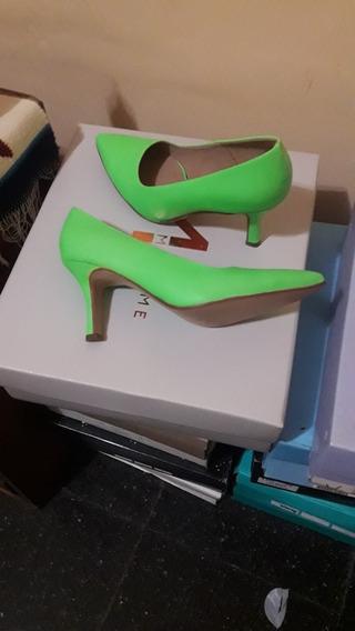 Zapatos Estilletos Mujer