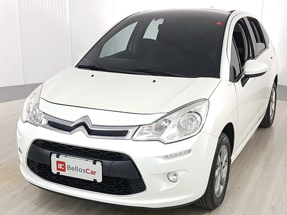 Citroën C3 1.5 Tendance 8v Flex 4p Manual 2013/2014
