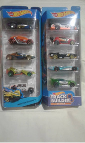 Estuche De Carritos Hot Wheels