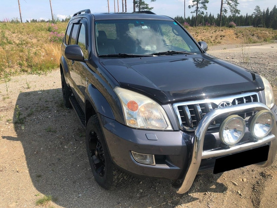 Toyota Land Cruiser 120 2006