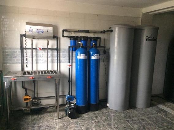 Planta Purificadora - Potabilizadora De Agua