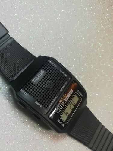 Reloj Para Ciegos   Parlante Informa Por Medio De Audio