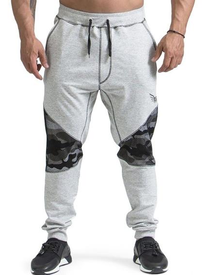Pantalones Basculador Malla Camuflaje
