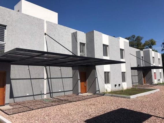 Arguello - Duplex Dos Dormitorios En Housing Santa Clara