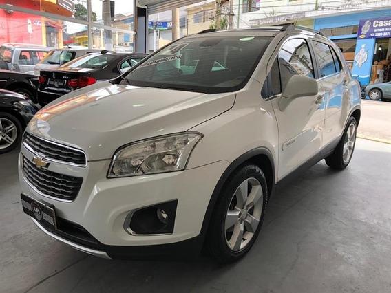 Chevrolet Tracker Ltz 1.8 16v Ecotec (flex)