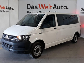 Volkswagen Transporter 5p Tdi L4/2.0/t Man 9/ Pas Equipada