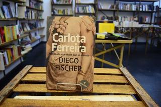Carlota Ferreira. Diego Fischer.