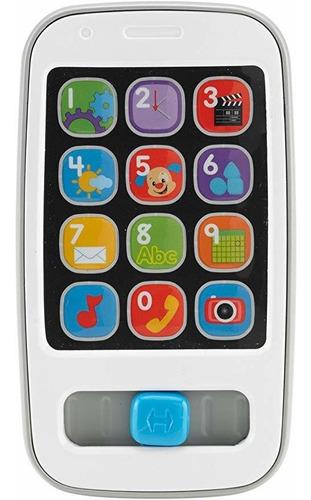 Imagen 1 de 6 de Fisher-price Laugh & Learn Smart Phone, White