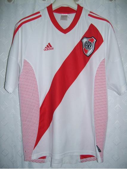 River Plate adidas 2003 Sin Sponsor #10 Ortega Excelente