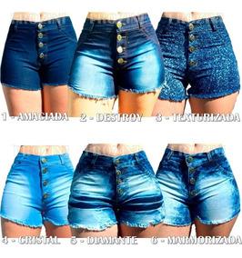3 Shorts Hot Pants Revenda