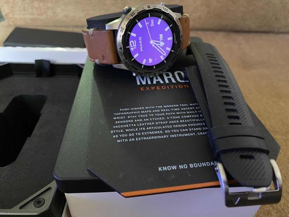 Relógio Garmin Marq Expedition - Único No Ml
