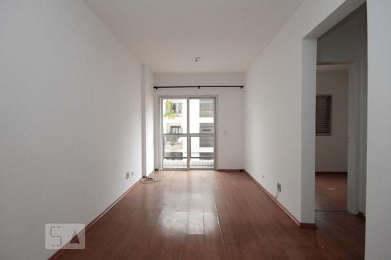 Apartamento No 4º Andar Com 2 Dormitórios E 1 Garagem - Id: 892957612 - 257612