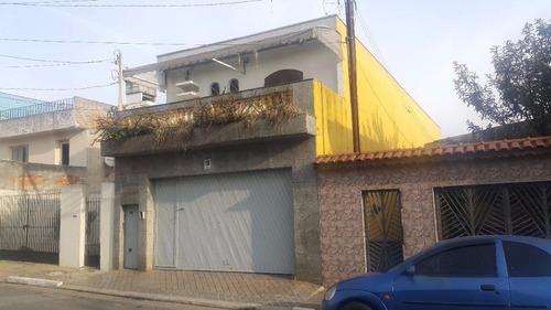 Sobrado Residencial À Venda, Vila Tolstoi, São Paulo. - So1250