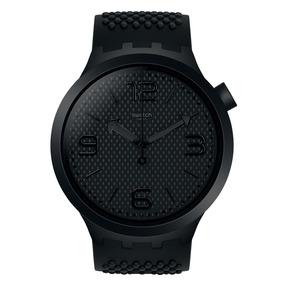 Swatch Relógio Originals Bbblack
