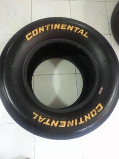 Sliks R 15 Continental 27.5x10r15 Seminuevos Compuesto S