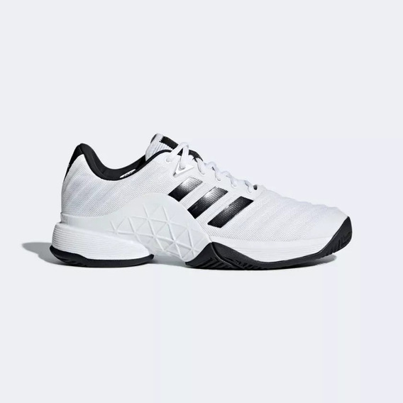 2019 Zapatilla Barricade 2018 Boost Plateado Adidas