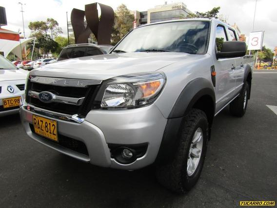 Ford Ranger Xlt 2.5 Mt 4x4