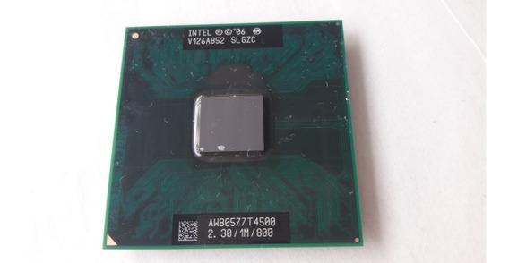 Processador Intel Dual Core T4500 Dual Core Slgzc 2.3 1m 800
