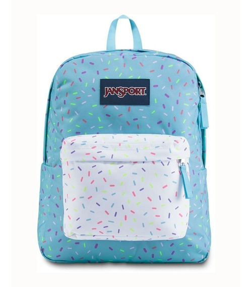 Morral Jansport Superbreak Blue Topaz
