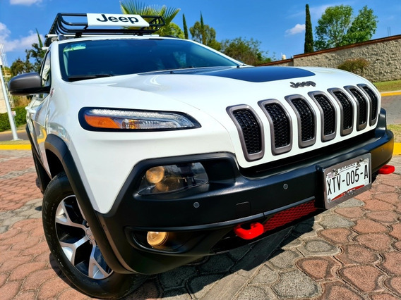 Jeep Cherokee 2014 3.2 Trailhawk Mt