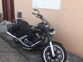 Moto Yamaha Midnight Star 950cc