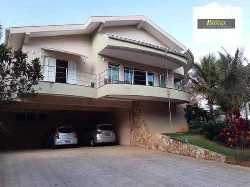 Imagem 1 de 30 de Casa Com 3 Dormitórios À Venda, 308 M² Por R$ 1.400.000,00 - Condomínio Recanto Dos Paturis - Vinhedo/sp - Ca2614