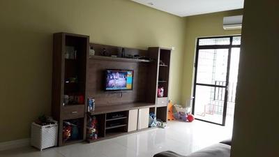 3 Dorms 1 Suite 2 Garagens Sacada 1 Quadra Praia Boqueirão