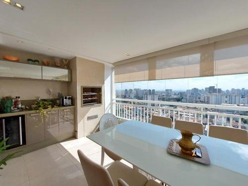 Imagem 1 de 15 de Apartamento Com 3 Dormitórios À Venda, 105 M² Por R$ 1.125.000,00 - Mooca (zona Leste) - São Paulo/sp - Ap3126